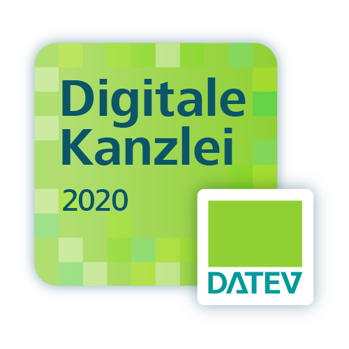 Logo Digitale Kanzlei 2020 DATEV